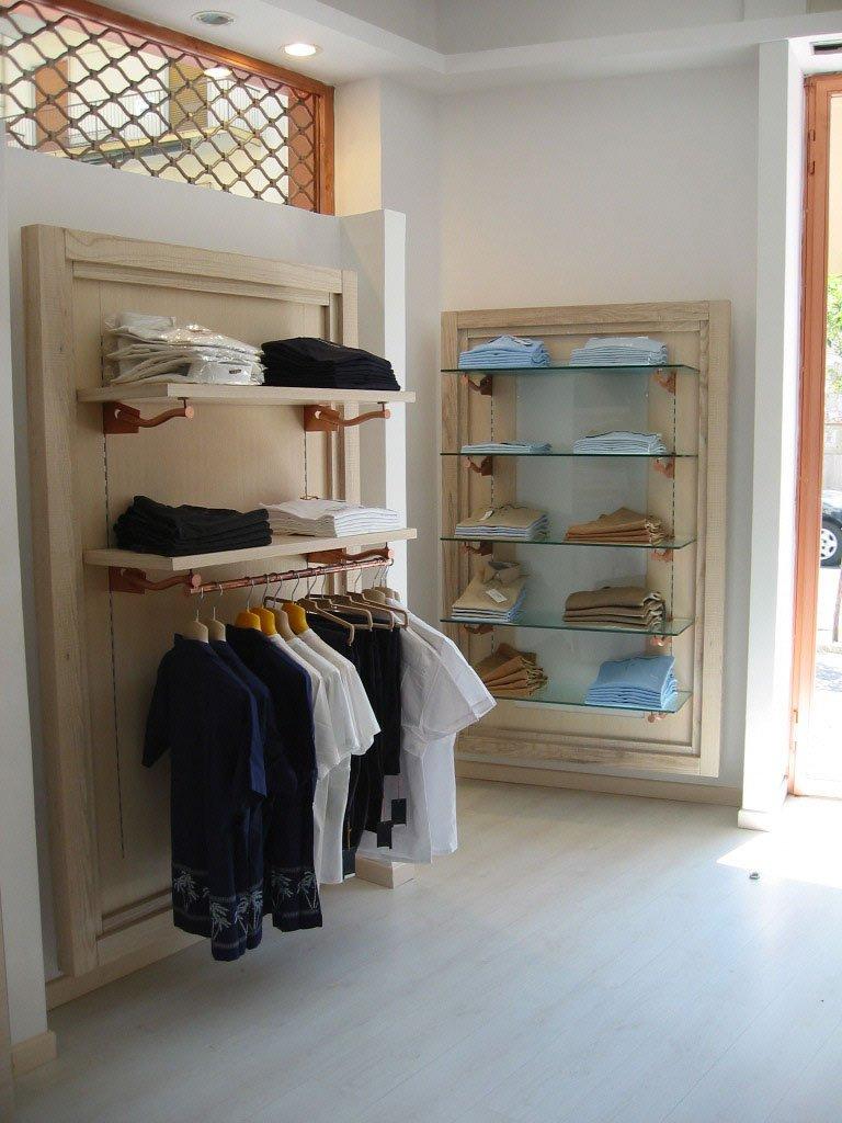 negozio di abbigliamento roma | arecodesign - Arredamento Negozio Abbigliamento Roma